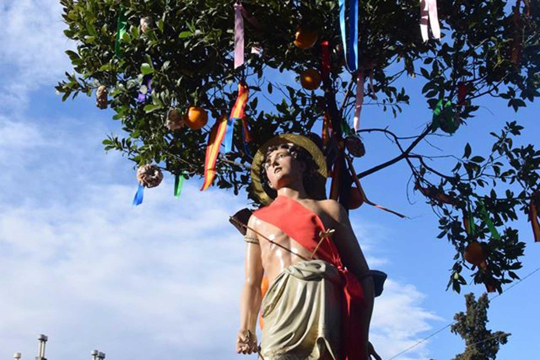 La celebración oficial arranca el 20 de enero, día grande en el que se conmemora al patrón de la ciudad