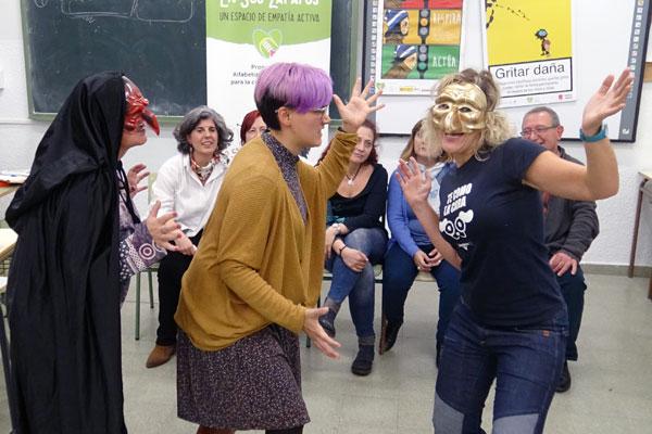 El Teatro Conciencia nos enseña el valor de la empatía en 24 colegios de la Comunidad de Madrid