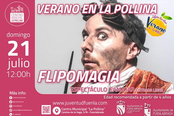 Disfruta de la mejor magia en 'Los Veranos en La Pollina'