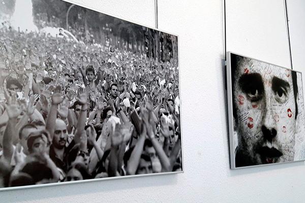 Chamartín acoge la exposición de lo acontecido, además de proyectar tres documentales sobre los atentados de ETA