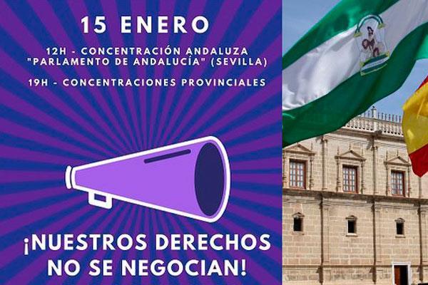 Más de 93 manifestaciones recorrerán las calles de las principales ciudades de nuestro país