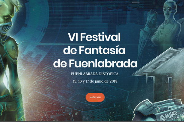 Conocemos los detalles del VI FFF de la mano del concejal de Juventud, Paco Paloma, y el principal organizador, Abel Murillo