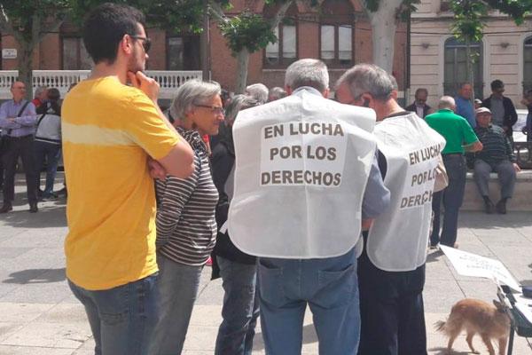 Pensionistas Complutenses se muestra apartidistas y defienden las pensiones públicas