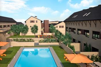 Las viviendas se sitúan en Móstoles, Alcalá, Arroyomolinos, Valdemoro, Collado-Villalba y Torrelodones
