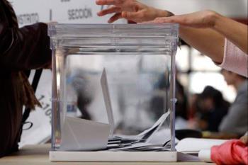 39 colegios abrirán sus puertas para iniciar la jornada electoral en horario de 9:00 horas hasta 20:00 horas