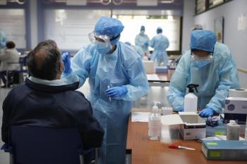 Los test se realizaron del 27 de octubre al 9 de noviembre