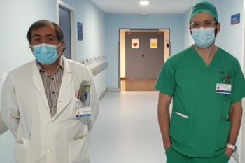 Aumentan las visitas a los hospitales por el hielo