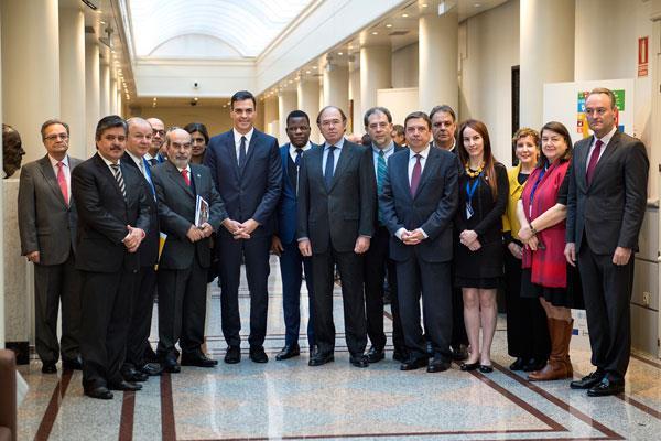 España celebra la primera Cumbre Mundial Parlamentaria contra el Hambre y la Malnutrición