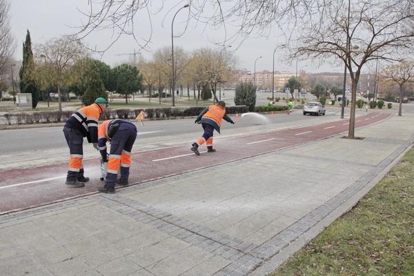 Los servicios municipales se preparan para la ola de frío