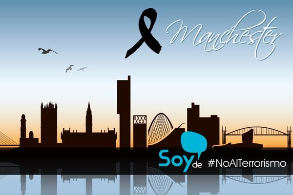 Un atentado suicida deja 22 muertos en Manchester