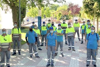 El Ayuntamiento de Alcobendas ha contratado a una veintena de personas para reforzar esta labor