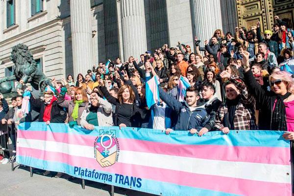 No es momento de lamentos, es el momento de la Furia Trans