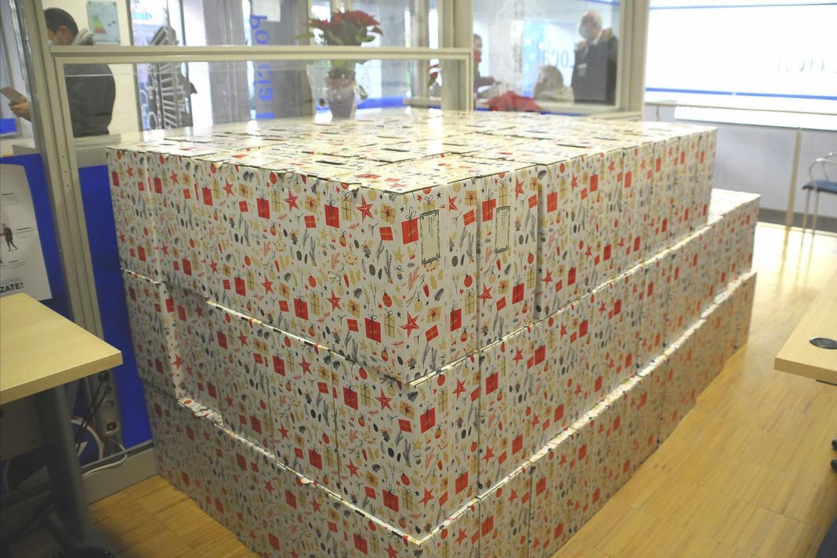 El Ayuntamiento ha desarrollado un plan de entrega para promover la igualdad entre vecinos esta Navidad