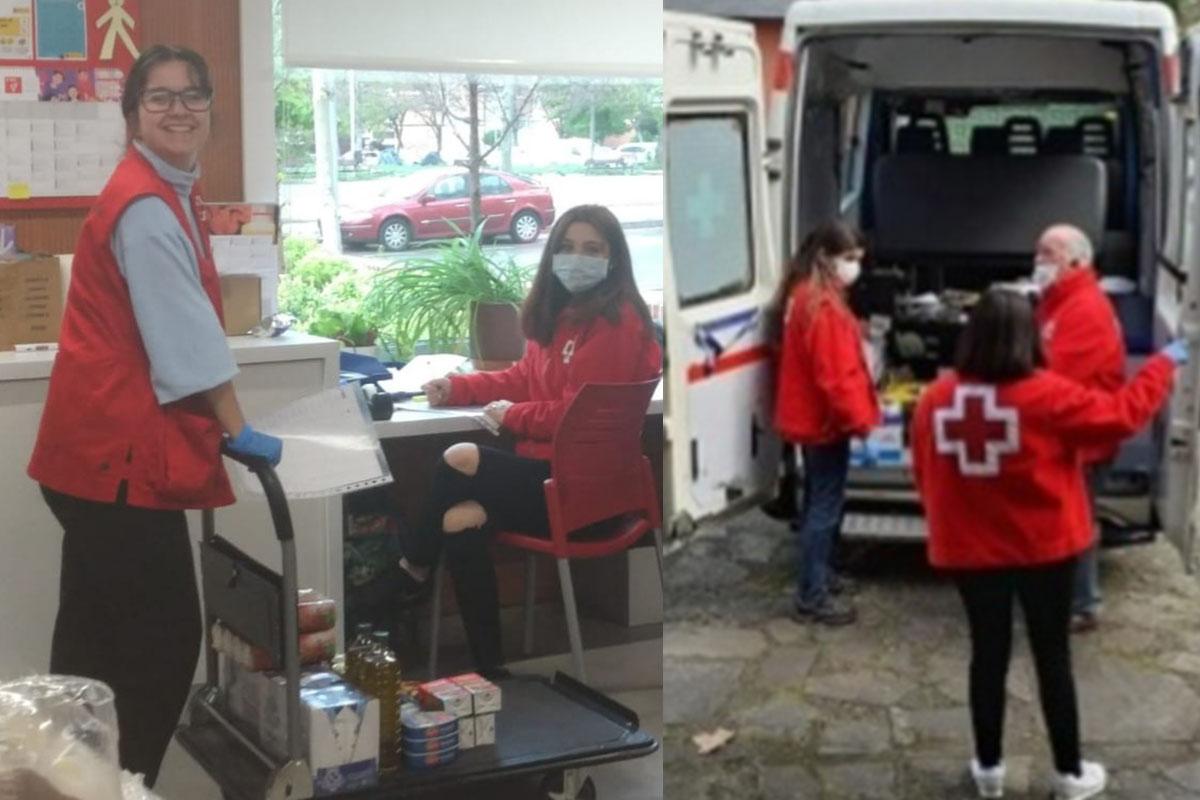 2.341 personas han sido atendidas por Cruz Roja Española de ...