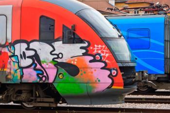 Este año Renfe ha destinado 10 millones a seguridad y 15 a limpieza de grafitis