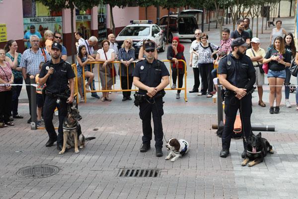 25 plazas de Policía local han sido convocadas en Getafe