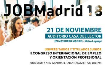60 empresas líderes en el II Congreso Internacional de Empleo y Orientación Profesional