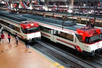 La huelga del próximo lunes, convocada por CCOO, afectará también a trenes de media distancia y AVE