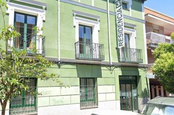 Estos mayores tendrán que abandonar la residencia privada El Castellar de la Villa de Vallecas