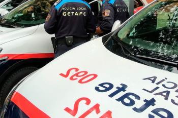 La policía de Getafe investiga la autoría de los hechos