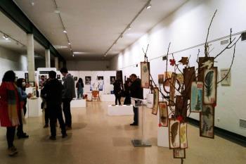 El sexto año consecutivo que la Fundación Juanjo Torrejón organiza la exposición benéfica