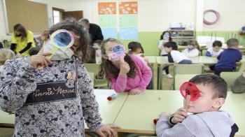 El CEIP León Felipe recogió la atención de este elevado número de estudiantes los días 19 y 22 de febrero