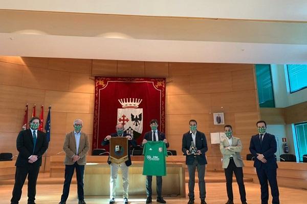 El decano del fútbol de Alcobendas celebra medio siglo de vida