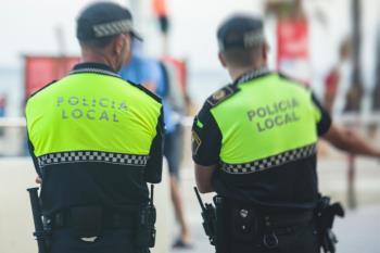 275 denuncias diarias tramitan las policías locales de nuestra comunidad