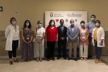 Iniciativa impulsada por la Clínica Universitaria quienes han dado servicio de odontología psicología y fisioterapia durante todo el Estado de Alarma