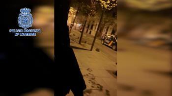 La Policía Nacional de Madrid hace balance de estos días