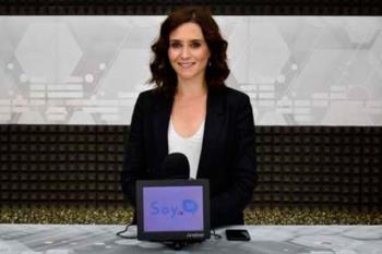"""La candidata popular a la Comunidad avanzaba en Alcorcón """"una suerte de corredor ecológico"""" por 14 millones"""
