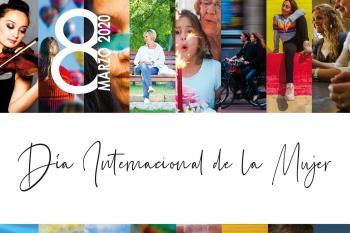 Los actos comenzarán el viernes 6 y se extenderán hasta el domingo, Día Internacional de la Mujer
