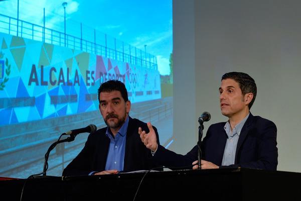 8 millones de euros para el deporte alcalaíno