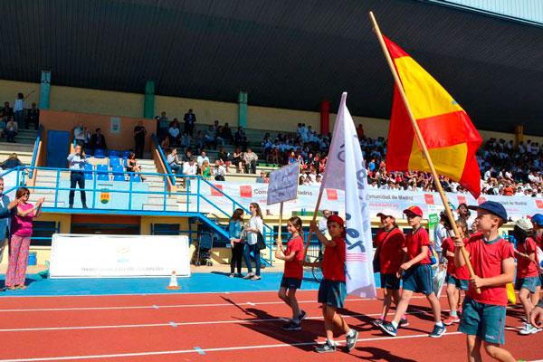El evento se celebra del 10 al 14 de junio, en la Ciudad Deportiva Santo Domingo