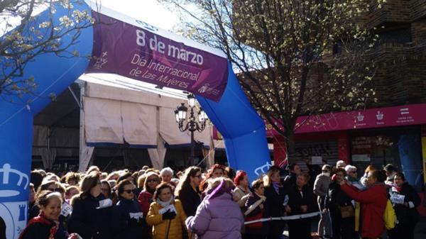 8M: La Marcha por la Igualdad será virtual. ¡Hazte una foto y aparece en RRSS el Día de la Mujer!