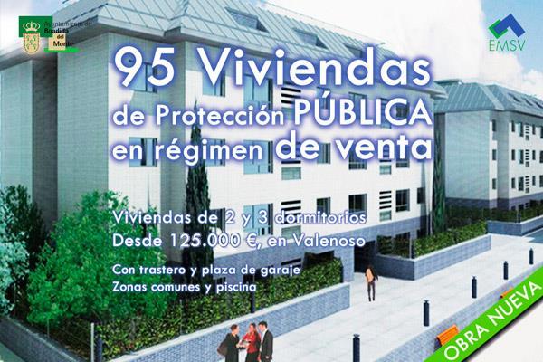 95 viviendas de protección pública en Boadilla