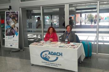 Conocemos la labor que realiza, cada día, la Asociación de Diabéticos de Alcalá  y Corredor del Henares (ADACH) de la mano de su tesorera, Julia Paredes