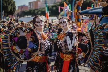 La comparsa local se llevó el premio especial del público en el Carnaval 2020