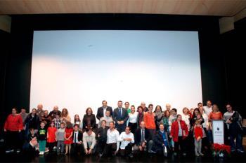 El pasado miércoles presentaron su Calendario Solidario 2020