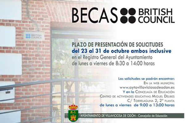 Se pueden presentar entre el 23 y el 31 de octubre en el Registro General del Ayuntamiento