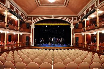 Las representaciones tendrán lugar el 28 de marzo en el Teatro Salón Cervantes