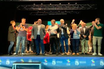 Encabezará la candidatura de Actúa-La Izquierda Hoy-Los Verdes para el próximo 26 de mayo
