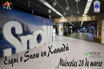 La actividad, programada para el 28 de marzo, tendrá un precio de 12 euros y contará con 25 plazas