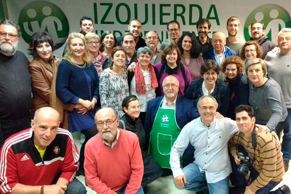 Actores, politólogos y economistas en las listas de la Izquierda Independiente