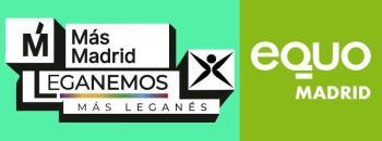La inclusión de EQUO fortalece la candidatura, que llevará por nombre Más Madrid-Leganemos y refuerza su apuesta por una ciudad más verde, justa y sostenible