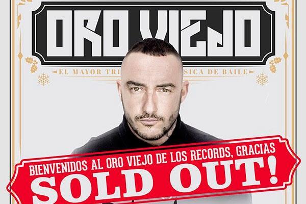 """Oro Viejo by Dj Nano cuelga el cartel de """"sold out"""" tres semanas antes de su puesta en marcha"""