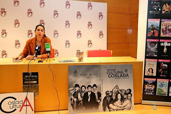 Aitana Sánchez Guijón, Juanjo Artero o Pepe Viyuela sobre las tablas del Teatro Municipal