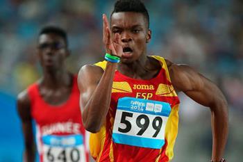 Nuestro atleta participará en el campeonato de Polonia
