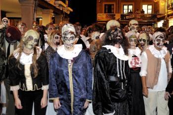Del 28 al 31 de octubre nuestra ciudad acoge las jornadas más terroríficas del año