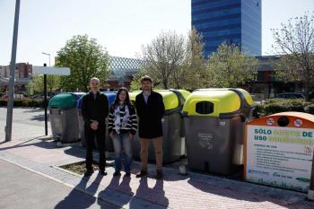 La Concejalía de Medio Ambiente y Movilidad y la entidad Ecoembes han puesto en marcha una nueva campaña